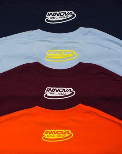 Innova BAR STAMP logo Tee Shirt
