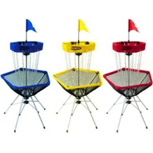 INNOVA DISC SPORTS DISCatcher Traveler DISC GOLF BASKET / TARGET - *portable*