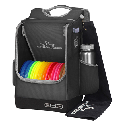 Sniper Back Pack Disc Golf Bag Holds 16 By Ogio Dynamic Discs