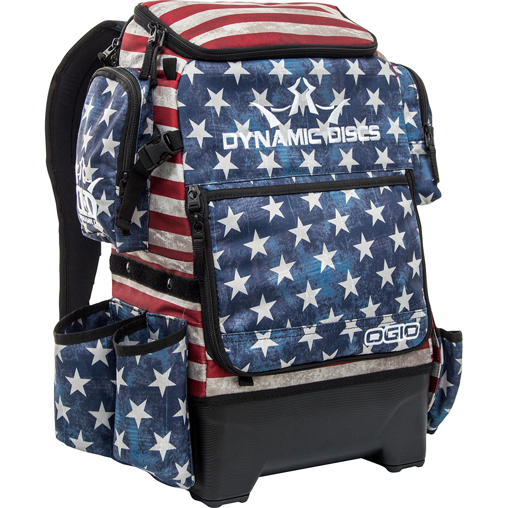 Dynamic Discs Ranger H2o Backpack Disc Golf Bag Includes A Reusable Score Card And