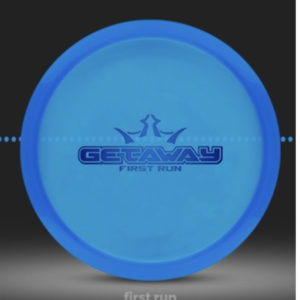 Dynamic Discs Opto Getaway First Run 0026911