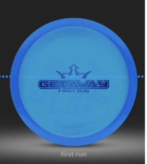 Dynamic Discs Opto Getaway First Run 0026911