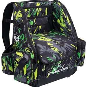 Dynamic Discs Commander Backpack Disc Golf Bag Tropic Sweet Spot Disc Golf