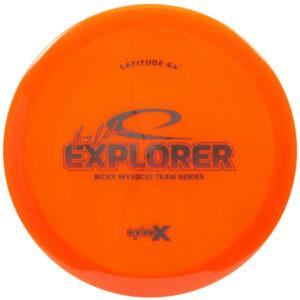 Dynamic Discs Opto X Explorer Ricky Wysocki Team Series 3790961