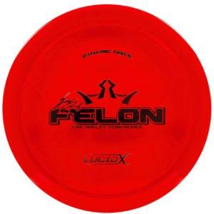 Dynamic Discs Felon Lucid X Eric Oakley Team Series 3720862