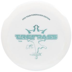 Dynamic Discs Trespass Lucid X Eric McCabe Team Series 6177305