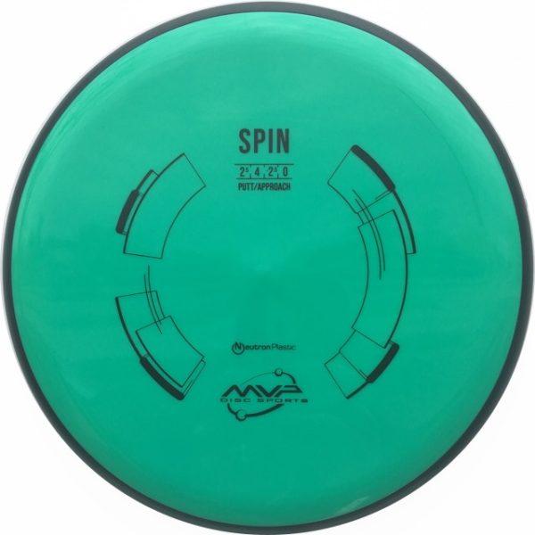 MVP Neutron Spin