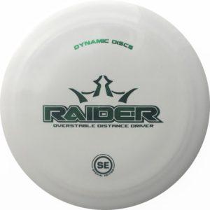Dynamic Discs Raider