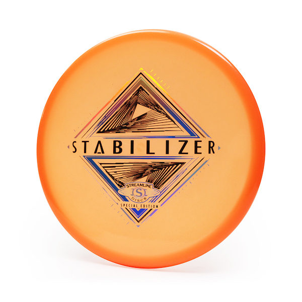 Orange Glow Eclipse SE Stabilizer