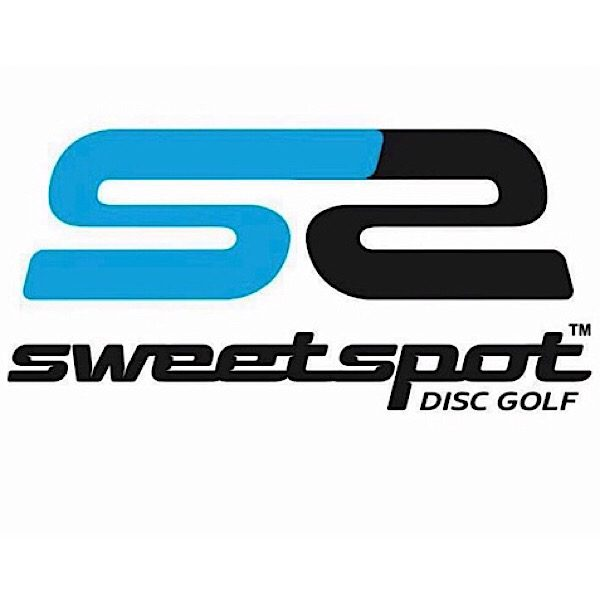 Sweet spot disc golf logo