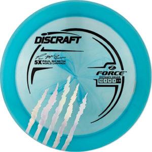 Discraft 5X Paul McBeth Z Force