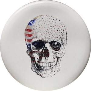 Westside Discs BT Medium Happy Skull Shield