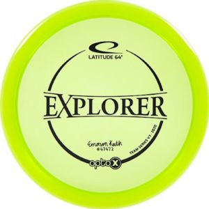 Latitude 64 Opto-X Explorer Emerson Keith 2020