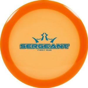 Dynamic Discs First Run Lucid Sergeant