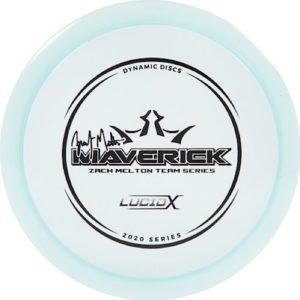 Dynamic Discs Lucid - X Maverick Zach Melton 2020 Team Series