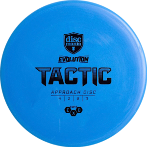 Discmania Evolution Tactic Soft EXO Approach Disc