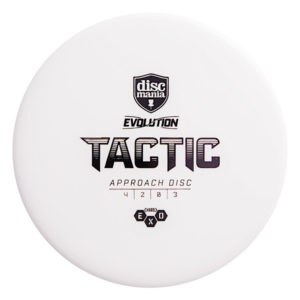 Discmania Evolution Tactic Hard EXO Approach Disc