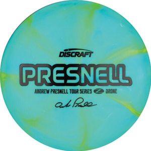 Discraft Tour Series Andrew Presnell Z Swirl Drone