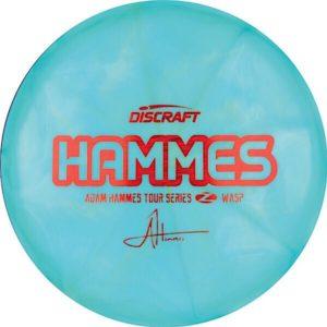 Discraft Tour Series Adam Hammes Z Swirl Wasp
