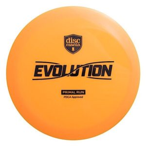 Discmania Evoloution NEO ESSENCE PRIMAL RUN Sweet Spot Disc Golf