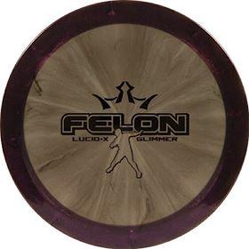 Dynamic Discs Lucid-X Glimmer Felon Eric Oakley 2020