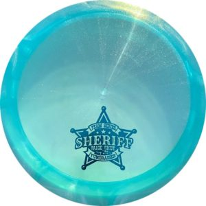 Dynamic Discs Lucid-X Glimmer Sheriff Paige Shue 2020