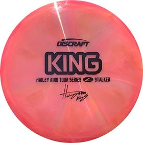 Discraft Hailey King Tour Series Z Stalker