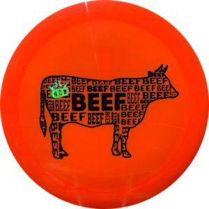 Dynamic Discs Lucid Beef Stamp Defender
