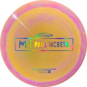 Discraft Paul Mcbeth Esp Hades Pink Halo