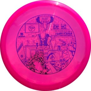 Westside Discs VIP Gatekeeper Bar Stamp