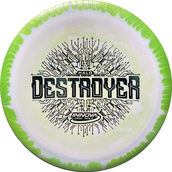 Innova Halo Star Destroyer Green