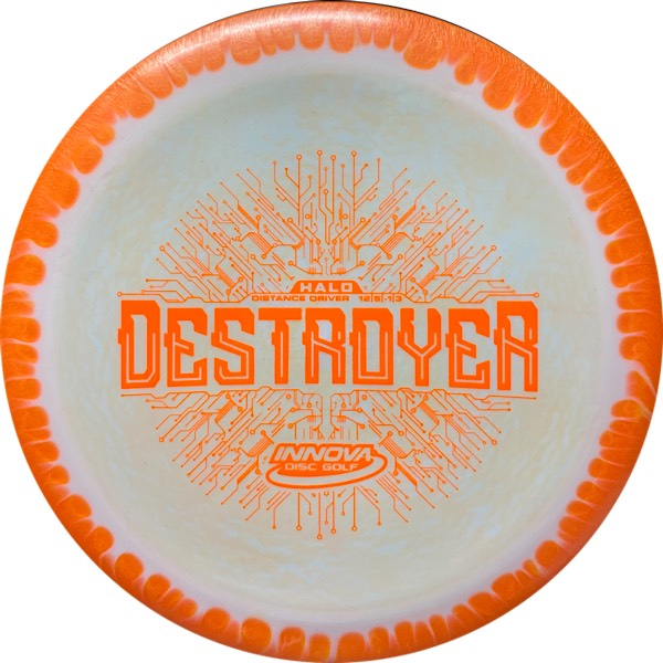 Innova Halo Star Destroyer Orange