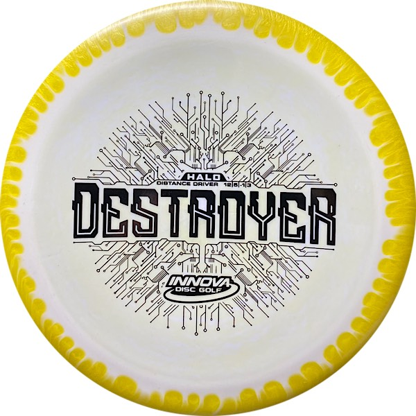 Innova Halo Star Destroyer Yellow