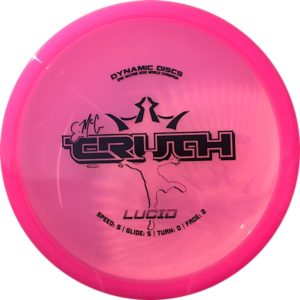 Dynamic Discs Lucid eMac Truth Sweet Spot Disc Golf