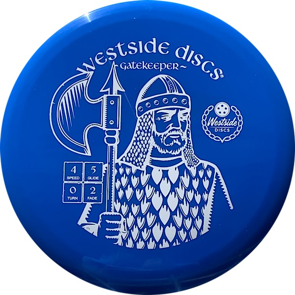 Westside Discs Tournament Gatekeeper