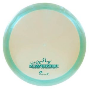 Dynamic Discs Lucid-X Chameleon Maverick Zach Melton 2020 Team Series