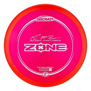Discraft Paul McBeth 5x Z Zone (Stock Photo)