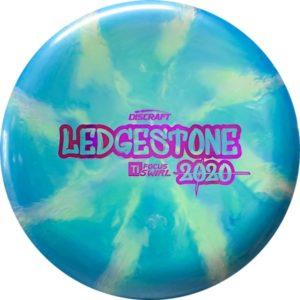 Discraft Ti Swirly Focus Ledgestone 2020