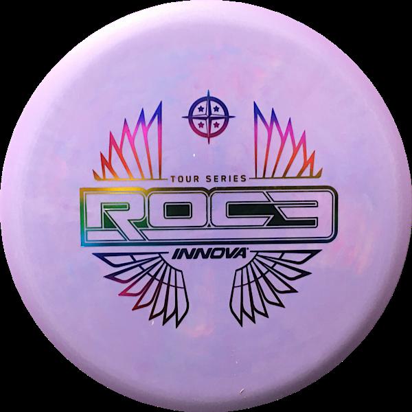 Innova Roc3 Color Glow Pro Tour Series