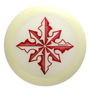 Discmania Glow C-Line PD3 (North Star)