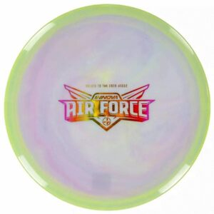 USDGC Air Force Swirly Star Rancho Roc