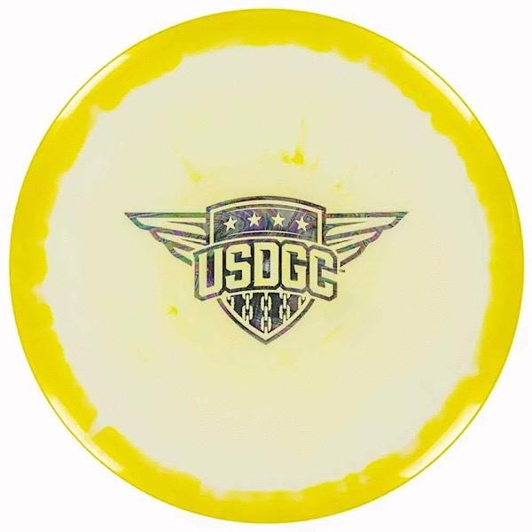 """USDGC """"Wings"""" Halo Star Leopard3"""