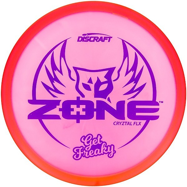 Discraft Stock Run Brodie Smith CryZtal FLX Zone