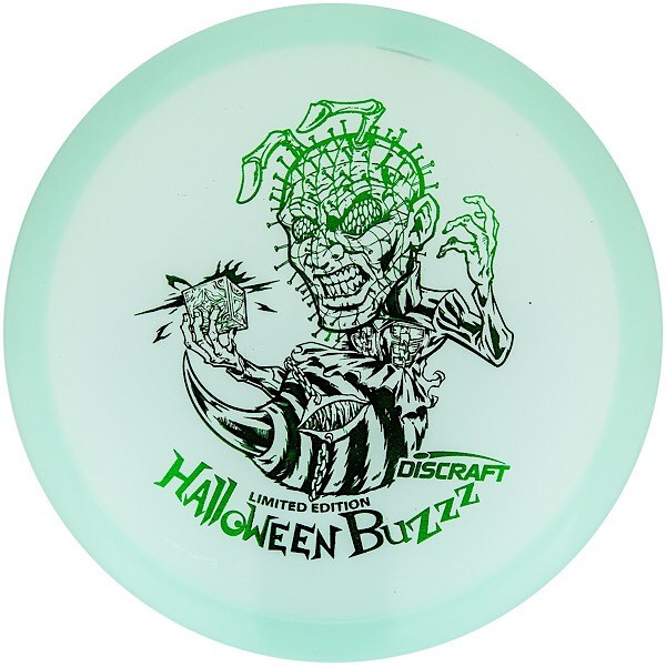 Discradt 2020 Halloween Hellraizzzer Hot Stamp Glo Buzzz
