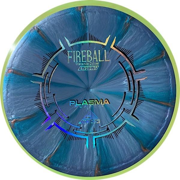 Axiom Discs Plasma Fireball
