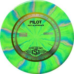 Streamline Discs Cosmic Neutron Pilot