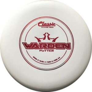 Dynamic Discs Warden Putter
