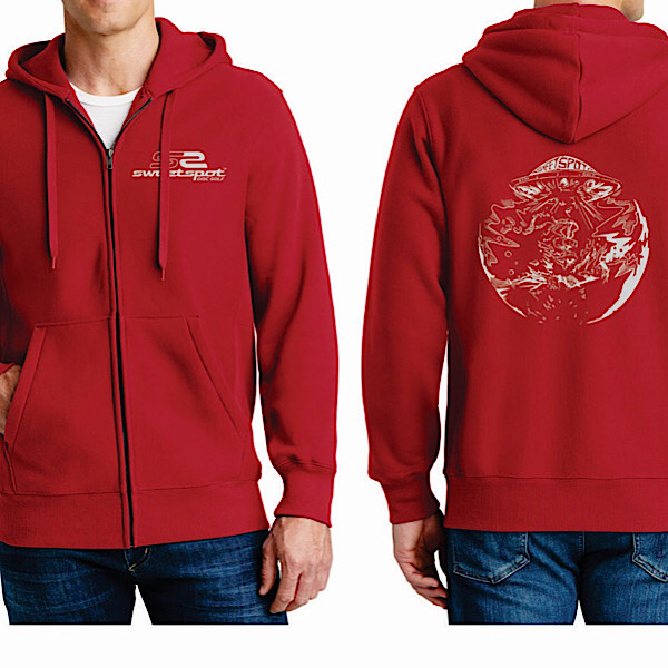Sweet Spot Disc Golf Hoodie Sweatshirt