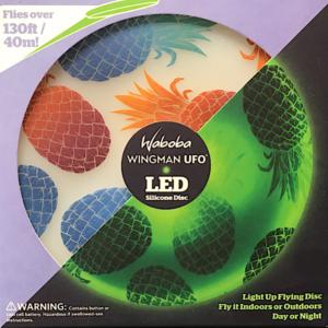 Waboba Wingman LED UFO Silicone Disc