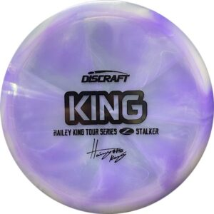 Discraft Tour Series Haley King Stalker lavender front